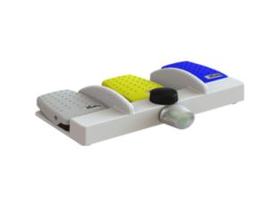 Pédale repli Bluetooth